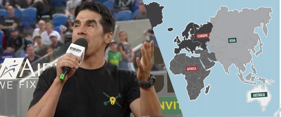 dave castro annuncia novità per i prossimi regionals